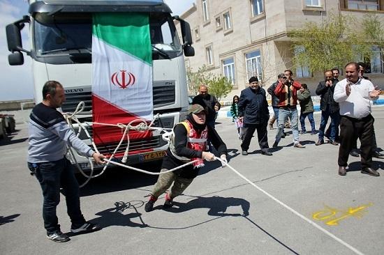 رکورد گیتی موسوی