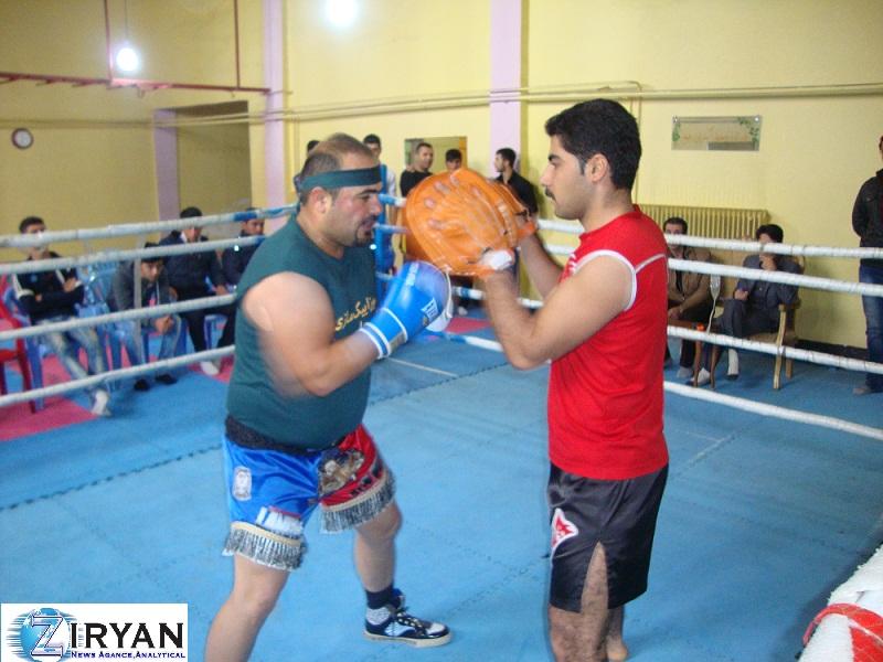 رکورد حسین بهامین