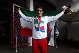 رکوردهای پارا المپیک -امیدی