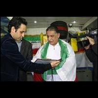 ثبت وجابجایی دورکورد جهان توسط یک ایرانی 60 ساله